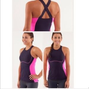 Lululemon Athletica Spin it To Win It Tank Size 4